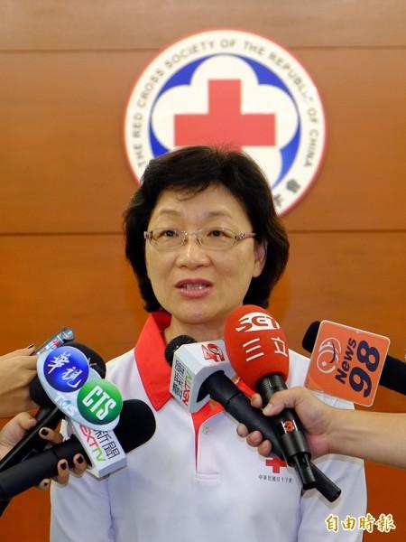 紅十字會、婦聯會財務狀況屢遭質疑,內政部將修法促使社會團體對外公開財務報表。(資料照,記者陳炳宏攝)