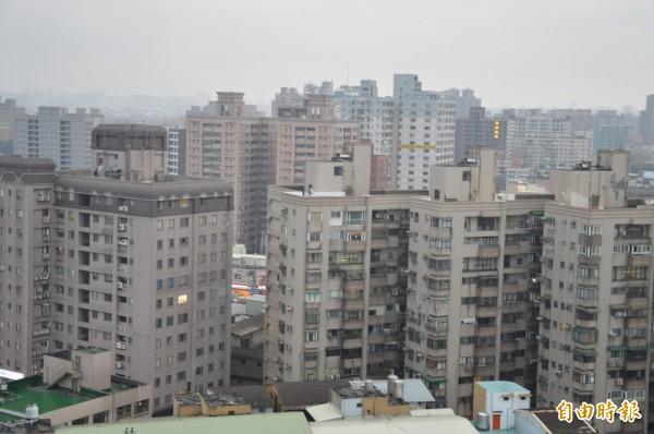 桃園市4月起將推動包租代管社會住宅。(記者謝武雄攝)