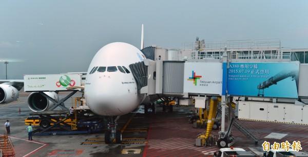 比利時機場發生爆炸後,桃園機場進入警戒狀態。(資料照,記者姚介修攝)