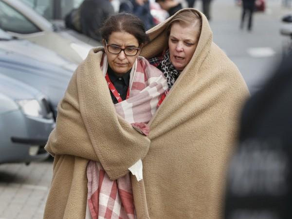 今天比利時布魯塞爾機場和市區地鐵站傳出爆炸,造成多人傷亡。(路透)