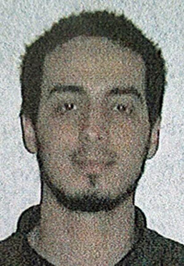 布魯塞爾炸彈客Najim Laachraoui。(歐新社)