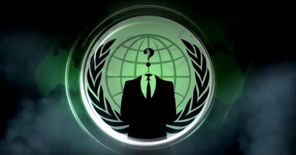 比利時恐怖攻擊發生後,國際駭客組織「匿名者」發布新影片宣布要反擊IS。(圖擷自影片)