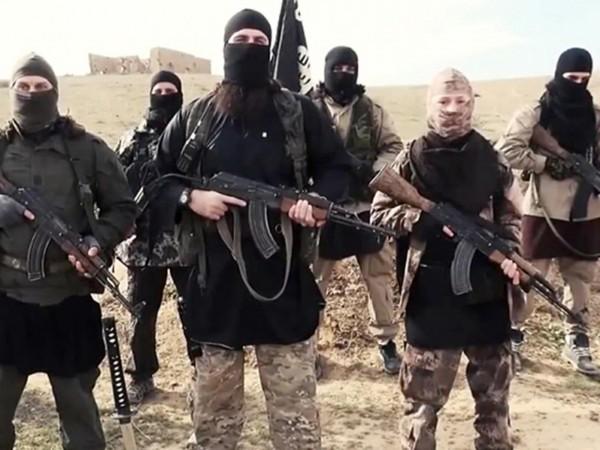 外媒報導,IS訓練一批多達400~600人專門針對歐洲的恐怖份子集團。(圖擷自獨立報)