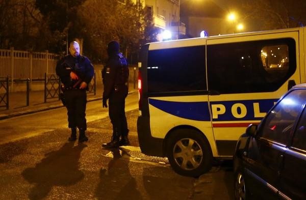 比利時發生恐怖攻擊後,法國當局嚴加戒備。(美聯社)