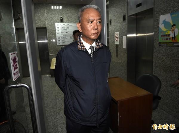 味全前董事長魏應充在台北地院審理的味全混油案中,因詐欺被一審判決4年。(資料照,記者陳志曲攝)