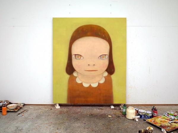 日本藝術家奈良美智今指出,7月在上海將有一場「奈良美智作品體驗展」,但這項展覽其實並未經過他的同意授權。(圖擷自YOSHITOMO NARA臉書)