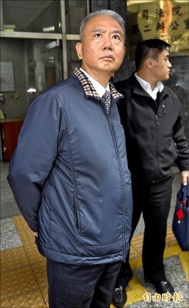 味全劣油案一審判決,前董事長魏應充判4年有期徒刑,昨透過律師余明賢提出4大疑問喊冤。(資料照,記者陳志曲攝)