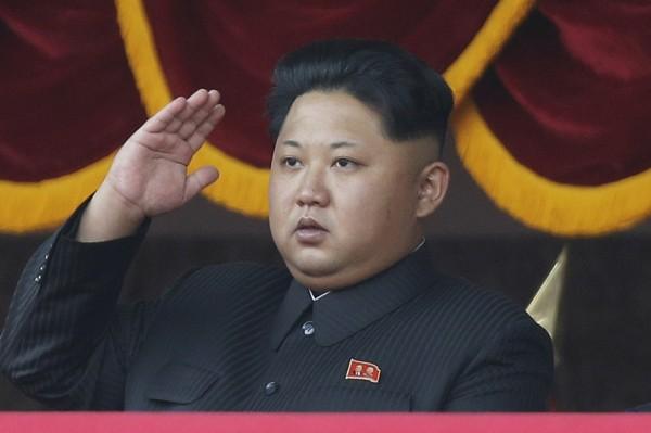 南韓政府警告,北韓可能對駐邊境的記者及傳教士進行綁架及攻怖攻擊。(圖為北韓領導人金正恩資料照,美聯社)