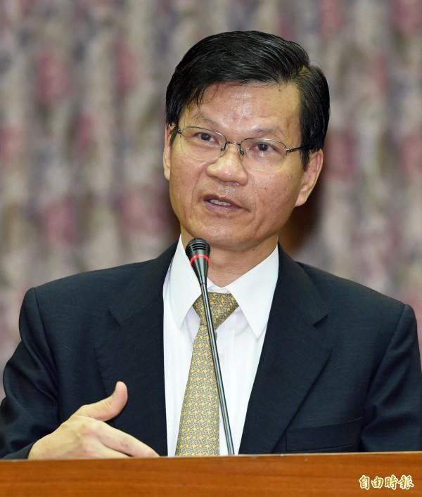中央研究院長翁啟惠請辭,馬總統不淮。(資料照,記者羅沛德攝)