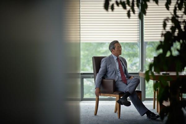 美國統計局公布的報告指出,2050年南韓65歲以上人口比例預計達35.9%,成為世界第二大高齡化社會。(法新社)