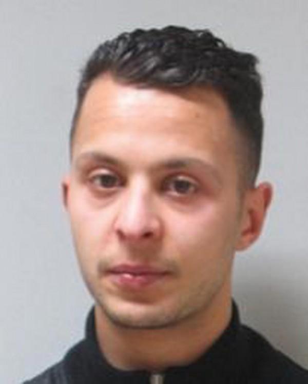 伊斯蘭國成員阿布岱斯蘭和同夥去年11月在巴黎體育場、劇院等地發起恐怖攻擊。(美聯社)