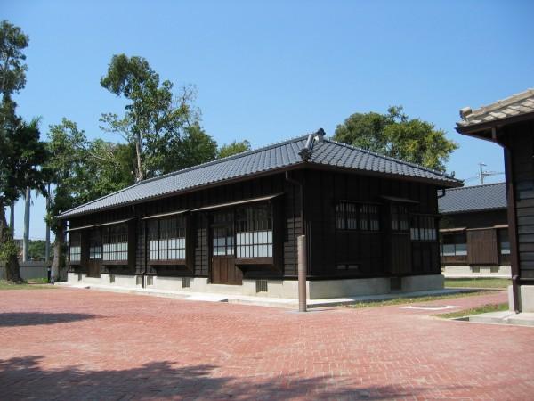 苗栗山腳國小整建完成的日式宿舍。(圖由葉文輝提供)