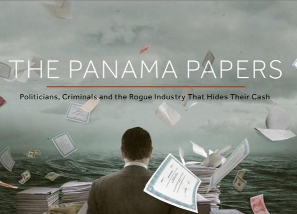 國際調查記者同盟(ICIJ)揭露1150萬份政商名流海外洗錢的離案金融文件,洩密文件容量高達2.6 TB,規模史上最大。(圖擷自ICIJ)