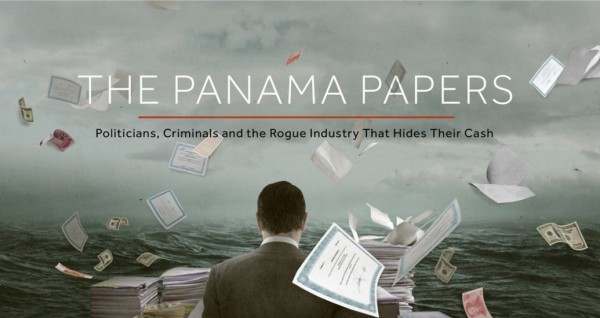 「巴拿馬文件」揭發大批政商名流避稅、洗錢等醜聞,震驚全球,台灣部分會由《天下雜誌》擇日公開。(圖擷自ICIJ網站)