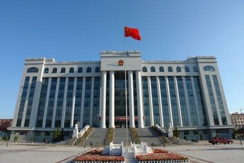 中國內蒙古自治區通遼市中級人民法院刑一庭庭長米建軍,意外墜樓身亡。(圖擷取自新浪網)