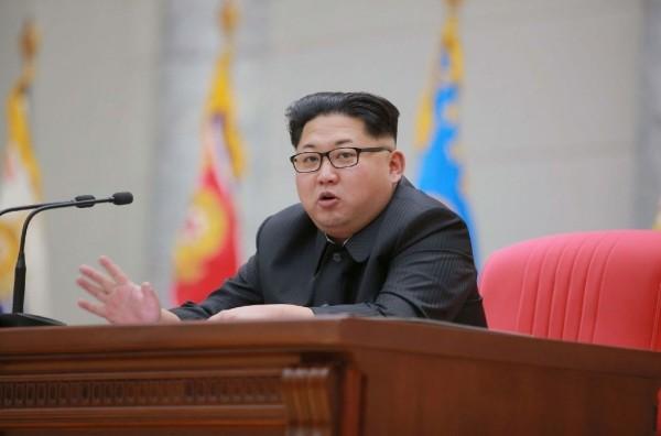 北韓聲稱當局已成功地測試洲際導彈引擎。(法新社)