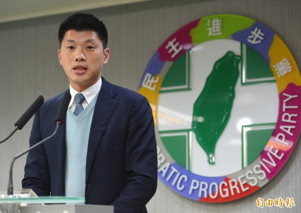 王閔生表示,中方之作法已侵犯人權,民進黨表達嚴正抗議。(資料照,記者張嘉明攝)