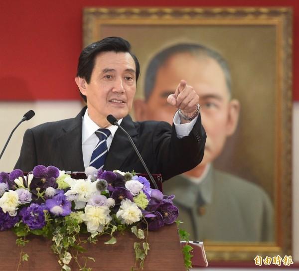 馬英九於兩岸與國際小組會議中,要求陸委會持續與中國溝通,要中方儘速放人。(資料照,記者叢昌瑾攝)