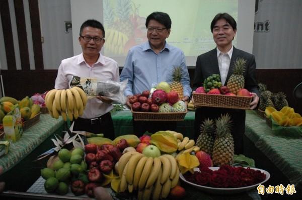 縣府將與中華民國對外貿易發展協會合辦國際採購日。(記者羅欣貞攝)