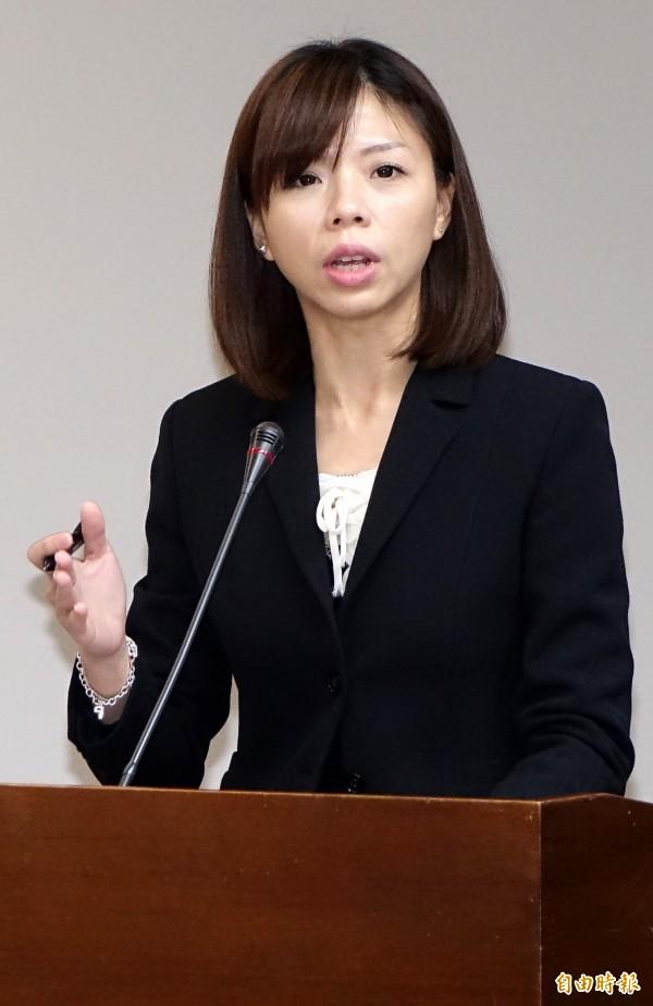 時代力量立委洪慈庸提案修正《刑法》第7條,避免台灣變成詐騙王國。(資料照,記者朱沛雄攝)