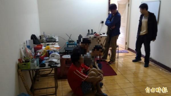 台灣人從事電信詐騙的案例層出不窮,圖為示意圖,與本新聞無關。(資料照,記者李忠憲攝)