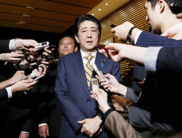 日本靖國神社將於21日起進行春季例行大祭,傳日本首相安倍晉三將放棄前往參拜。(路透)