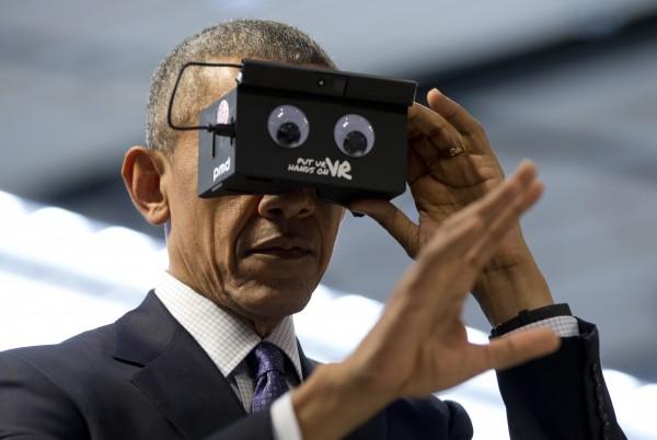 美國總統歐巴馬說,有鑑於北韓發射導彈的挑釁行為,中國應該要對其施壓。(美聯社)