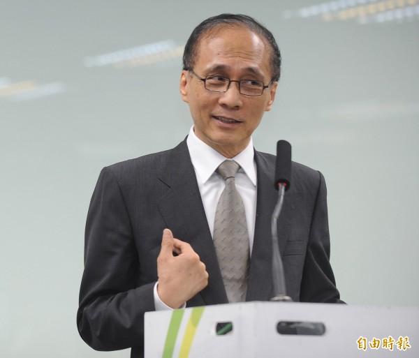 傳出準閣揆林全下午3時45分將於民進黨發表公開談話。(資料照,記者劉信德攝)