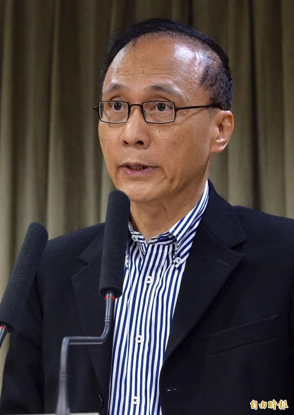 準行政院長林全(圖)召開第二次內閣溝通會議。(資料照,記者羅沛德攝)