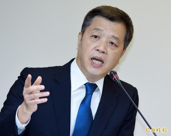 勞動部部長陳雄文表示,將擬定《勞基法》服務業專章,完善相關規範。(資料照,記者廖振輝攝)
