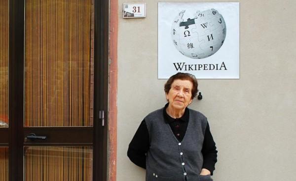 能查詢好多資料的維基百科(Wikipedia)。(圖擷自biancoshock)