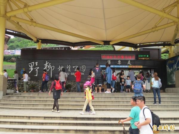 中國官方限縮旅客來台,如今更傳出中國旅行社停接台灣旅遊團。(資料照,記者俞肇福攝)