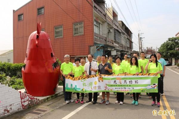 2016台灣燈會虎尾馬拉松,即日起受理報名。(記者詹士弘攝)