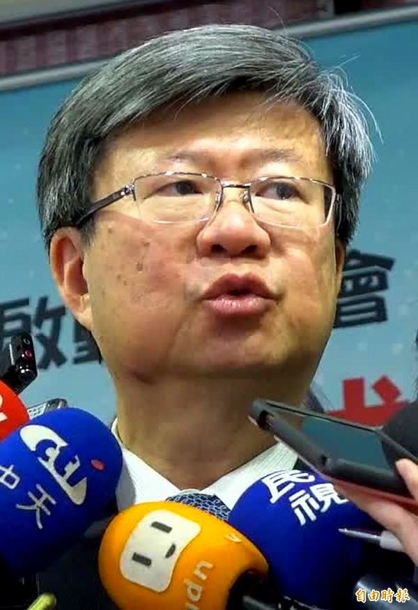 教育部長吳思華。(資料照,記者朱沛雄攝)