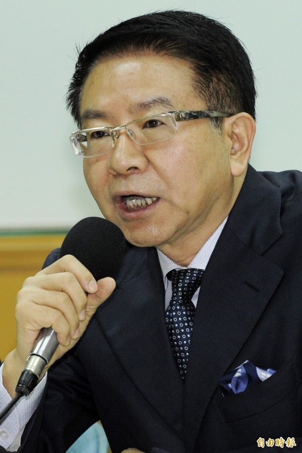 海基會前董事長洪奇昌指出,WHA台灣只有「不參加」或「抗議中參加」兩種選擇。(資料照,記者陳志曲攝)
