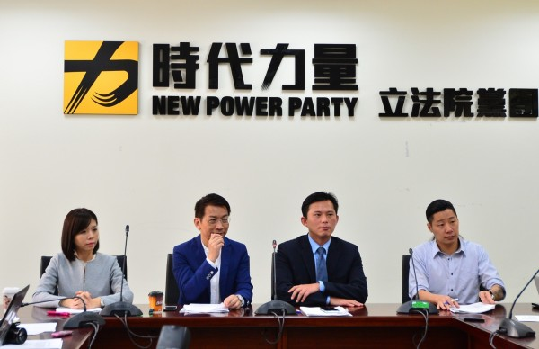 時代力量認為「中華台北」名義無法代表台灣。(資料照,記者王藝菘攝)