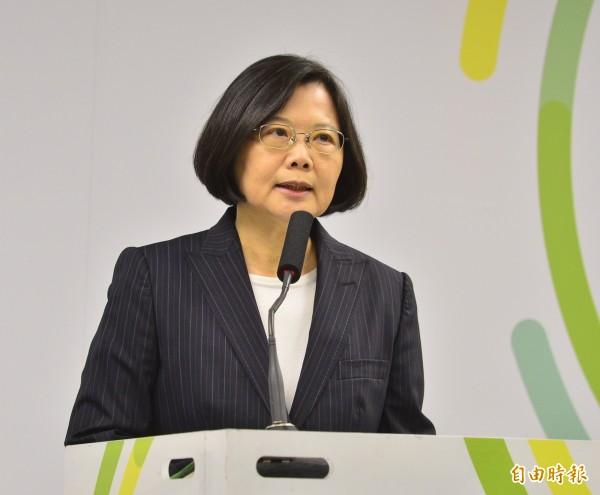 據傳世界衛生大會邀請函是以「一個中國」的原則,讓台灣用「中華台北」的名義參加。研究兩岸關係的學者對此認為,這是要準總統蔡英文對九二共識表態。(資料照,記者王藝菘攝)