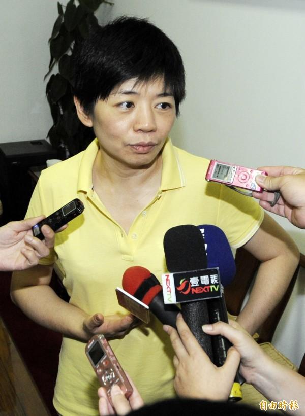 林世嘉表示,將會組團參與WHA,也希望台灣可以成為正式會員國。(資料照,記者陳志曲攝)