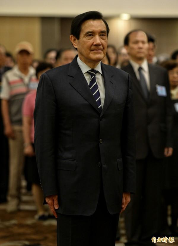 馬英九總統即將在520卸任。(資料照,記者林正堃攝)