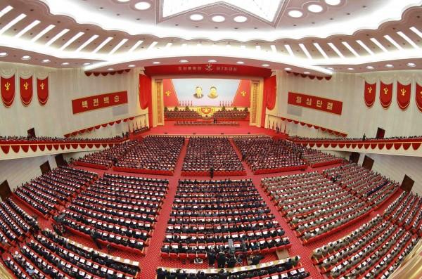 事隔一天,北韓勞動黨全國代表大會即通過提升並擴大國家核武庫政策。(資料照,法新社)