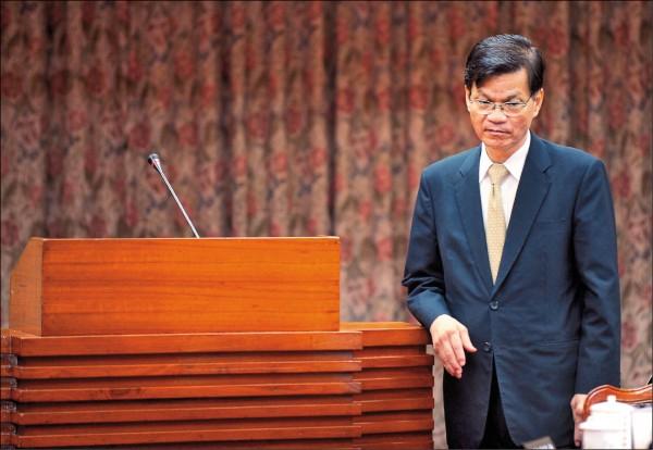 中研院長翁啟惠的辭呈,經過四十天,總統府昨天宣布馬總統已批准。(資料照)