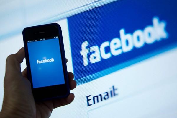 臉書因「Facebook」商標問題與中國「中山市珠江飲料廠」對簿公堂,最終北京高級人民法院作出判決,裁定臉書勝訴。(法新社)