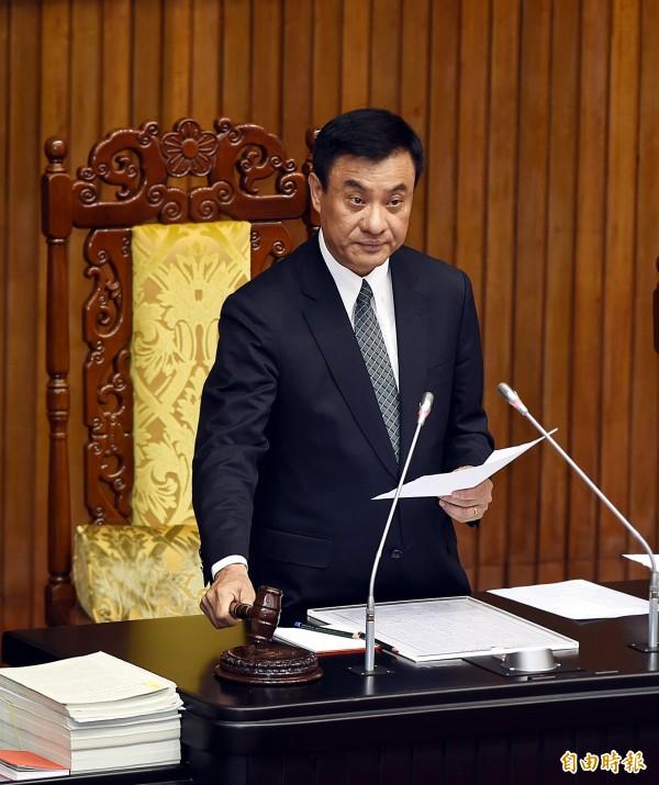 新國會開議至今,已三讀通過72案。(資料照,記者方賓照攝)