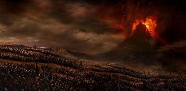 《魔戒》電影中出現的末日火山真身為紐西蘭的魯柏胡峰,近日學者指出,火山正蠢蠢欲動,恐有爆發的可能。(圖擷取自網路)