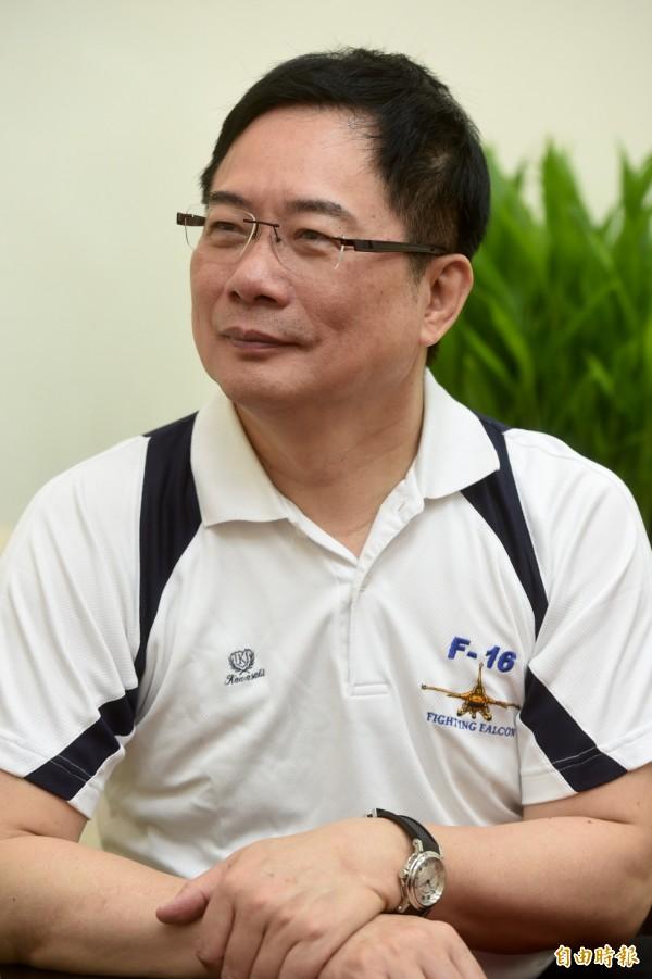 張善政、羅瑩雪將赴國民黨中常會報告,蔡正元表示,兩人想談什麼話題都可以。(資料照,記者簡榮豐攝)