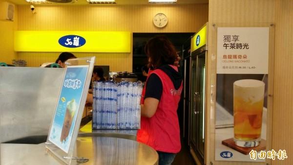 知名手搖飲料店50嵐,明(18)起部分品項將漲價。圖與新聞無關。(資料照,記者蔡彰盛攝)