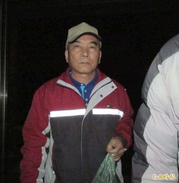 板橋前清潔隊長鍾茂松被判刑10年6個月。( 資料照,記者王定傳攝)