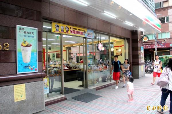 因為地區屬性來客數差異,超商不再每間店面都是24小時營業。(資料照,記者郭逸攝)