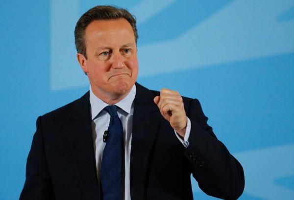 有外媒報導指出,近來英國2份民調顯示,支持英國續留歐洲的民意已逐漸領先脫離歐洲陣營。(法新社)