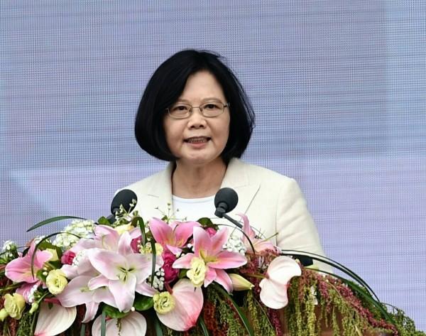 蔡英文、陳建仁今天宣誓就任中華民國第14任正副總統。(圖由台北市攝影記者聯誼會提供)